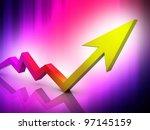 digital illustration of...   Shutterstock . vector #97145159