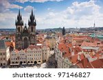 Prague City  One Of The Most...