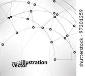abstract vector background  ... | Shutterstock .eps vector #97201259