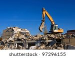 Dismantling Of A House