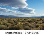 Wide Open High Desert And...