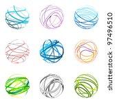 Design Elements   Sphere Set 2