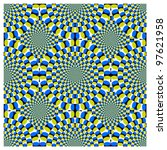 Vector Optical Illusion Spin...