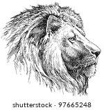 lion | Shutterstock . vector #97665248