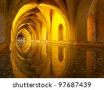 Alcazar Queen's Bath  Seville ...