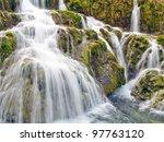 Waterfall In Orbaneja Del...