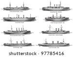 cruiser collection  with name... | Shutterstock .eps vector #97785416