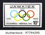 Jamaica  Circa 1976  A Postage...