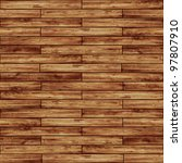 wood parquet tiled  seamless... | Shutterstock . vector #97807910
