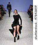 kiev  ukraine   mar 17  model... | Shutterstock . vector #97843859