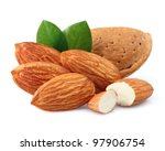 Almonds With Kernels. Use It...