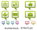 collect map pointers with... | Shutterstock .eps vector #97947110