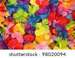 hawaii flowers   Shutterstock . vector #98020094