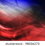 Abstract Background  Blue And...
