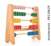 Colorful Toy Abacus To Learn...