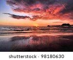 Naples Pier   Naples Sunset