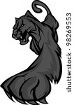 Graphic Mascot Vector Image Of...