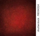 dark red background of abstract ... | Shutterstock . vector #98334314