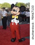 Mickey Mouse At The World...
