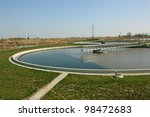 circle pools for recycling of... | Shutterstock . vector #98472683