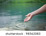 water | Shutterstock . vector #98562083