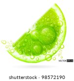 abstract,aqua,background,bright,bubble,citrus,clear,close-up,color,cool,cut,diet,drop,edible,food