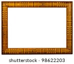 frames for photos. the photo on ... | Shutterstock . vector #98622203