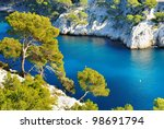 Calanques Of Port Pin In Cassi...