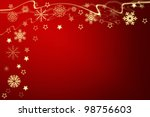 christmas background for your... | Shutterstock . vector #98756603