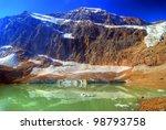 mount edith cavell   angel... | Shutterstock . vector #98793758