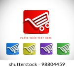 icons set for web applications  ... | Shutterstock .eps vector #98804459