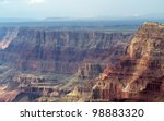 View Of The Grand Canyon With...