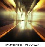industrial corridor | Shutterstock . vector #98929124