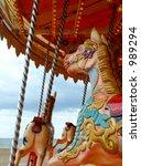 merry go round | Shutterstock . vector #989294