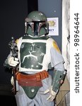 Постер, плакат: Boba Fett Star Wars
