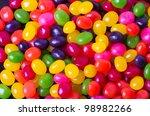 An Assortment Of Jelly Beans...