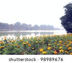 Small photo of Hoan Kiem Lake - Hanoi, Vietnam