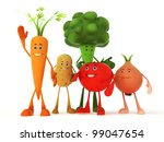3d rendered illustration of... | Shutterstock . vector #99047654