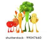 3d rendered illustration of... | Shutterstock . vector #99047660