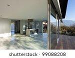 beautiful modern house  view of ... | Shutterstock . vector #99088208