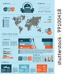 detail infographic vector... | Shutterstock .eps vector #99100418