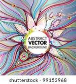 vector background | Shutterstock .eps vector #99153968