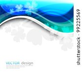 abstract background vector   Shutterstock .eps vector #99225569