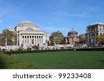Columbia University Campus ...