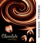 chocolate | Shutterstock . vector #99238616