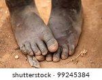 feet | Shutterstock . vector #99245384