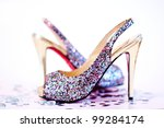 Fashion Sexy High Heel Shoes O...