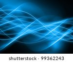 abstract blue background | Shutterstock . vector #99362243