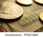 half dollar over one hundred... | Shutterstock . vector #99367688