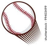 baseball ball | Shutterstock . vector #99403499